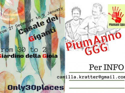 PiumAnno GGG  In CerchiO dal 27Dic al 02Gen18 (Vasto)