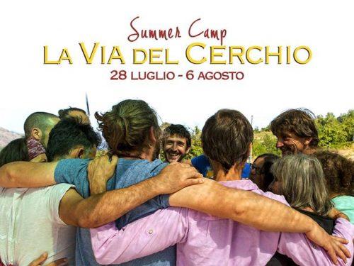 La Via del cerchio di Manitonquat – Summercamp 2019 dal 28 luglio al 06 agosto